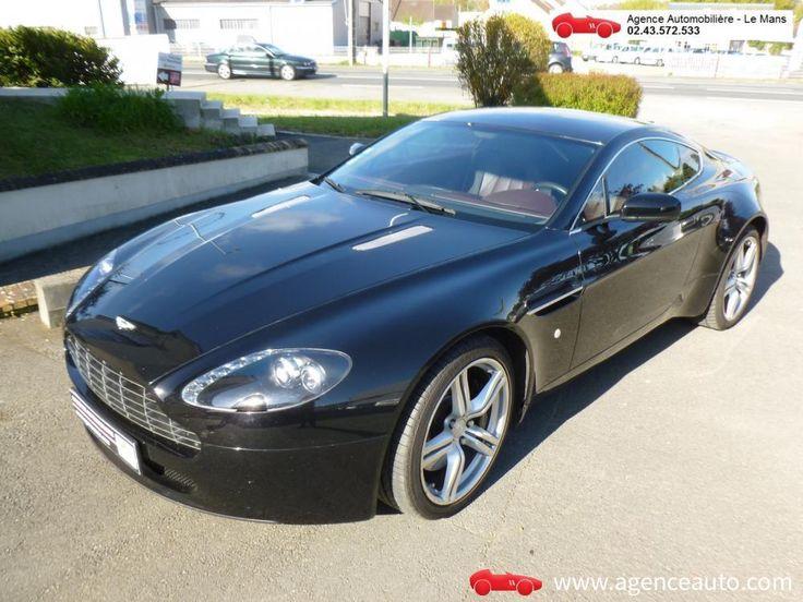 Découvrez la voiture Aston Martin Vantage Coupé V8 4.7 occasion Le Mans, Voiture occasion Sarthe | Agence Auto de Le Mans. Voiture en état exceptionnel, offre à saisir !