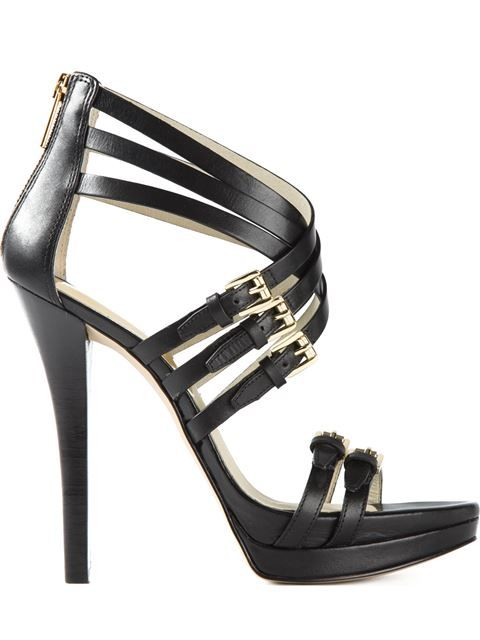 Comprar Michael Michael Kors 'Ava' sandals en Nugnes 1920 from the world's best independent boutiques at farfetch.com. Over 1500 brands from 300 boutiques in one website.