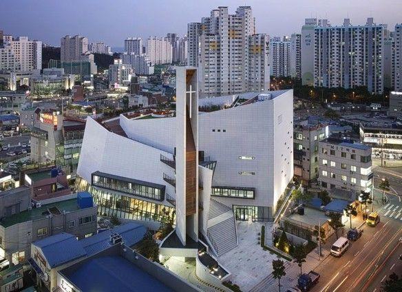Igreja Metodista de Onnuri, Coreia do Sul