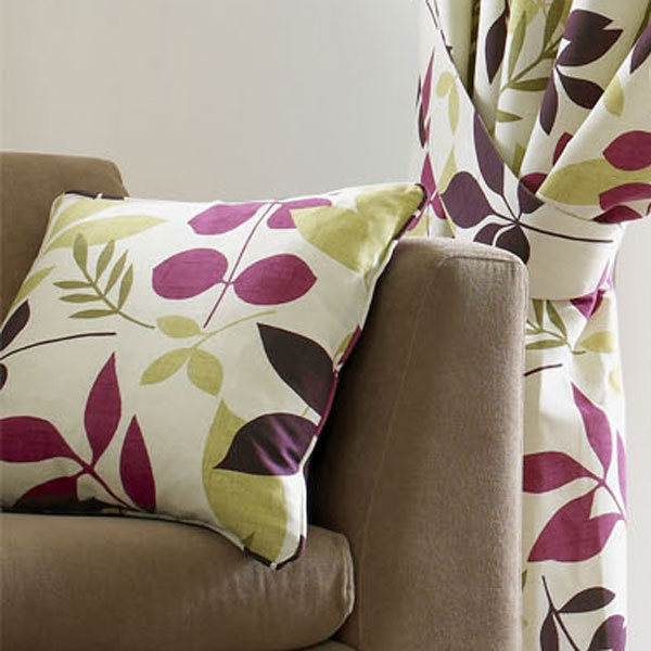 Plum Jakarta Collection Cushion Dunelm Mill 799 Bedroom Plum Cushions Curtains Cushions