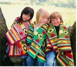 Pendelton blankets. love.