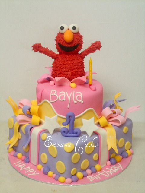 Elmo Cake Accessories : 36 best images about Elmo Birthday Party on Pinterest ...