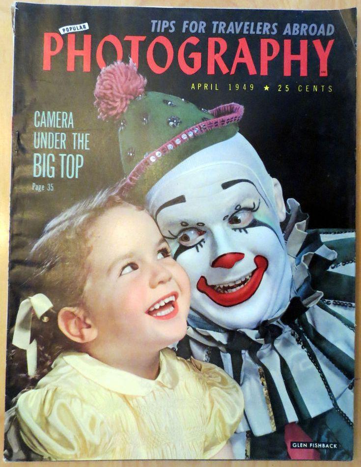 Details About April 1949 Popular Photography Magazine