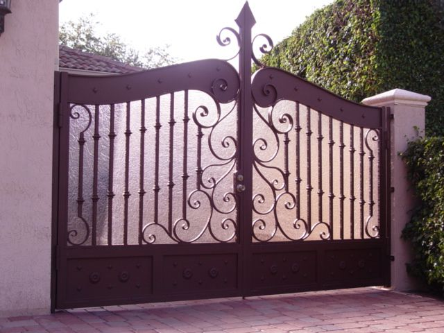 See website for many.   Driveway Gates Driveway Gate Design Aluminum Driveway Gates Iron Gates