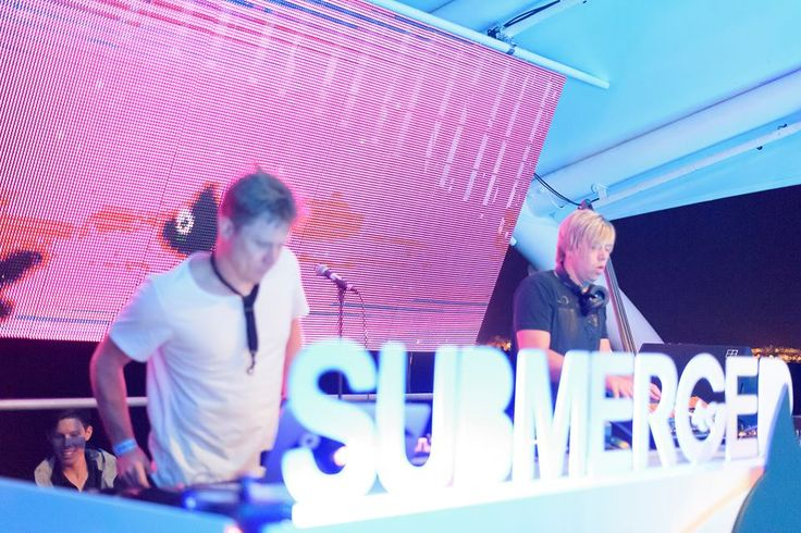 Sold out #GoldfishSubmergedSundays at Shimmy Beach Club, Dec 2015. @GoldfishLive