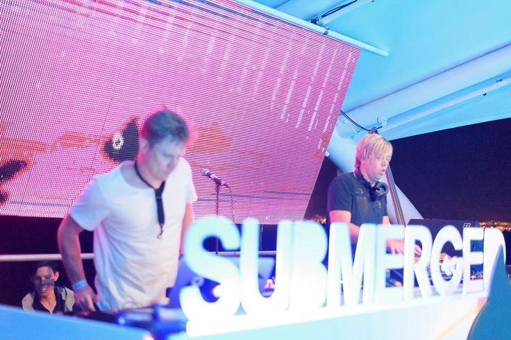 Sold out #GoldfishSubmergedSundays at Shimmy Beach Club, Dec 2015. @GoldfishLive