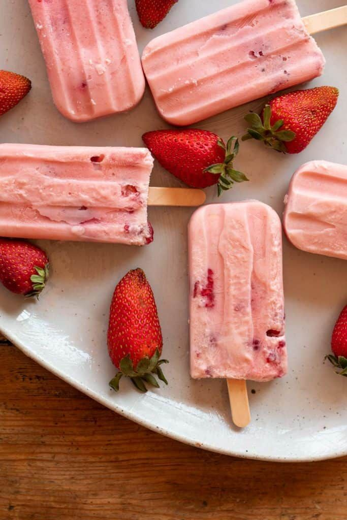 Good Food, Yummy Food, Tasty, Nutella, Homemade Popsicles, Cooking Recipes, Healthy Recipes, Popsicle Recipes, I Foods