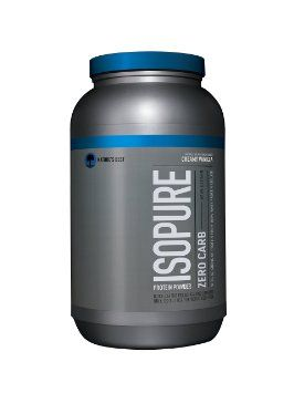 Isopure Zero Carb Protein Powder, Creamy Vanilla, 3 Pounds (Packaging May Vary) https://www.amazon.com/Isopure-Protein-Powder-Vanilla-Packaging/dp/B000E95HP0/ref=as_li_ss_tl?ie=UTF8&qid=1473007463&sr=8-7&keywords=Protein&linkCode=ll1&tag=pinterest08e0-20&linkId=b5610c389e7a015fa21562c02d9eb870