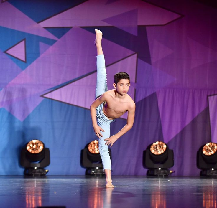 Dancer:  Nicholas Bustos