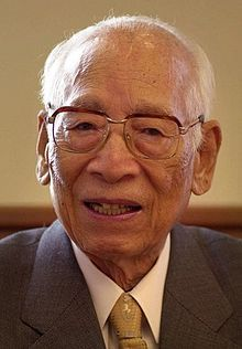 Momofuku Ando (Japanese: 安藤 百福 Hepburn: Andō Momofuku?), ORS, (March 5, 1910 – January 5, 2007) was a Japanese inventor and businessman who founded Nissin Food Products Co., Ltd.. He is known as one of the inventors of instant noodles, instant ramen, and Cup Noodles.    https://en.wikipedia.org/wiki/Momofuku_Ando