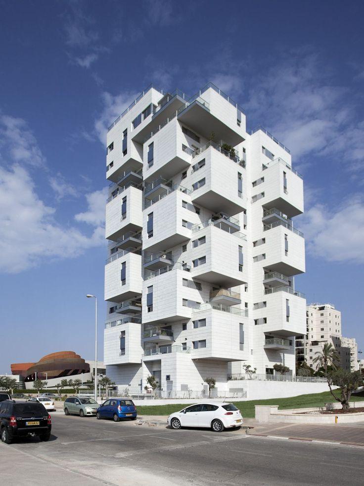 Z Design Building Holon Israel 2013 u2013