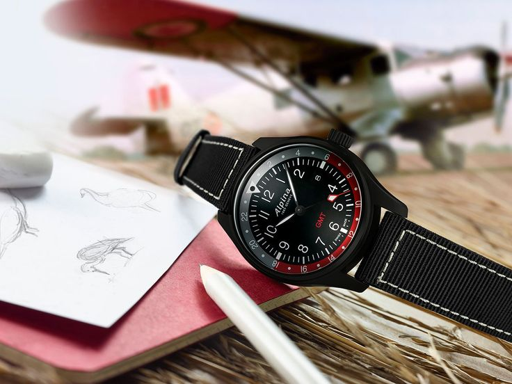 """October 2017, Geneva – Alpina Watches presents its new additions to the popular Alpiner 4 Collection. The first Swiss Sports Watch After successfully developing the """"Block Uhr"""" in 1933, in..."""