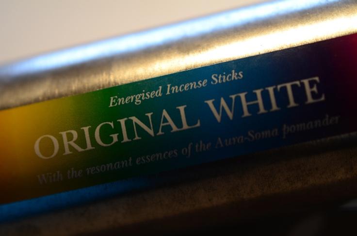 Energised Incense Sticks