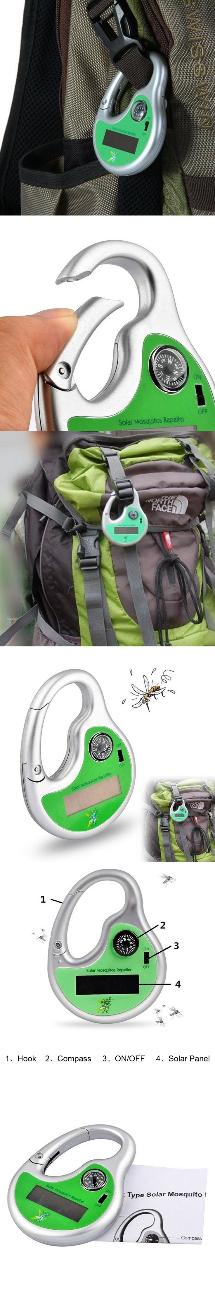 mosquito repelente de mosquito mosquito repellent ultrasonic mosquito repeller Hook Type with Compass