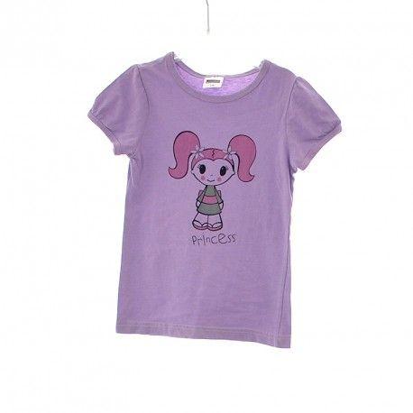 T-Shirt - Nonito Kids à 2,99 € : pour plus d'articles d'enfants => www.entre-copines.be   livraison gratuite dès 45 € d'achats ;)    L'expérience du neuf au prix de l'occassion ! N'hésitez pas à nous suivre. #Pour Filles, Soldes #Nonito Kids #fashion #secondemain #vetements #recyclage #greenlifestyle #enfants #filles
