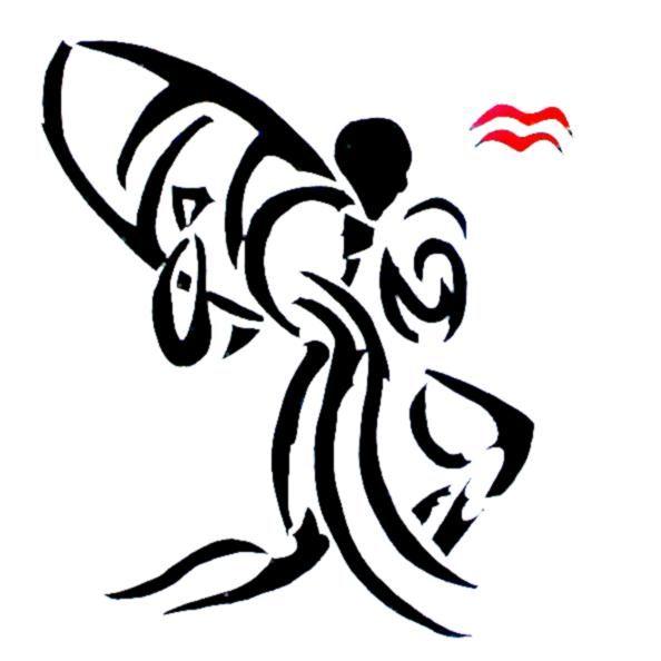 Картинки татуировок знак водолея с абстракции