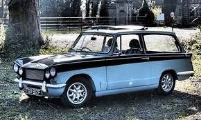 triumph herald estate - physical journeys