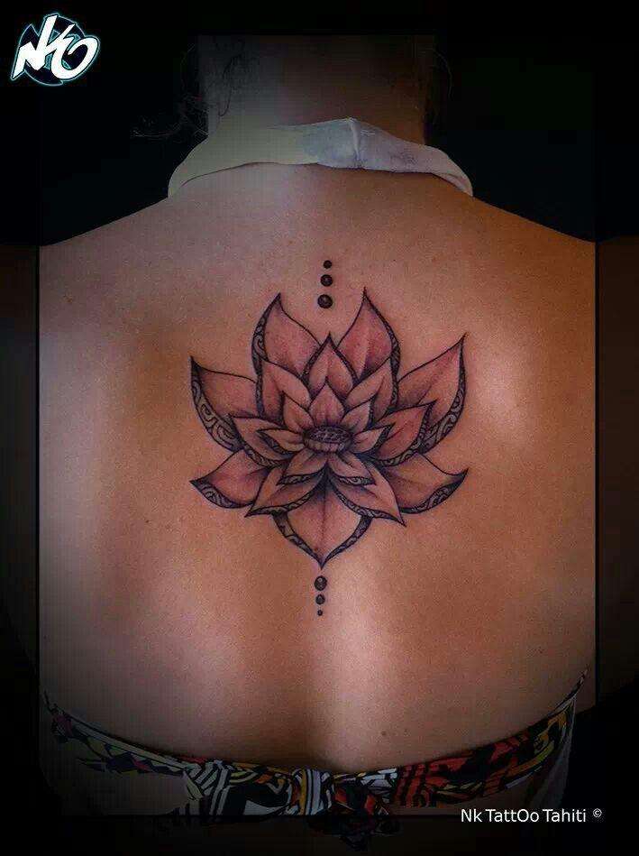 47 best tatouage fleur de lotus images on pinterest lotus blossoms tattoo ideas and lotus tattoo - Fleur de lotus tatouage ...