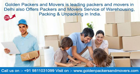Do You want hire Packers and Movers Company for effective #Homeshifting Procedure without facing any problem or tension, call to golden #packersandmovers on 9811031099, we are only one of the best packers Movers Expert to serve professionally shifting.