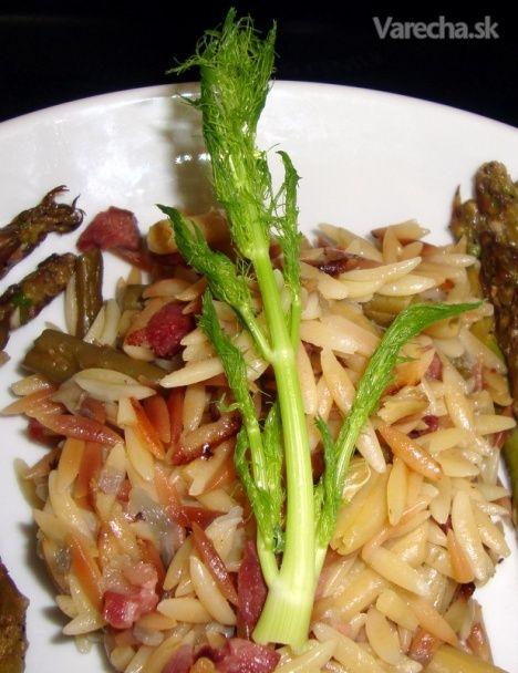 Slovenská ryža špeciál alebo ako kombinovaná príloha (fotorecept)