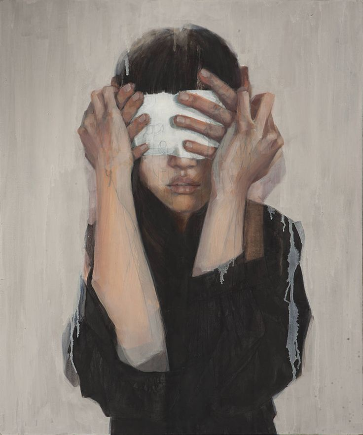 Sensual and Vulnerable Oil Paintings – Fubiz Media