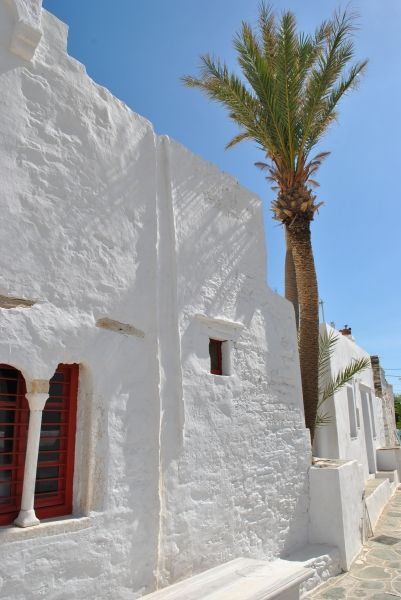 Kastro village in Sifnos island