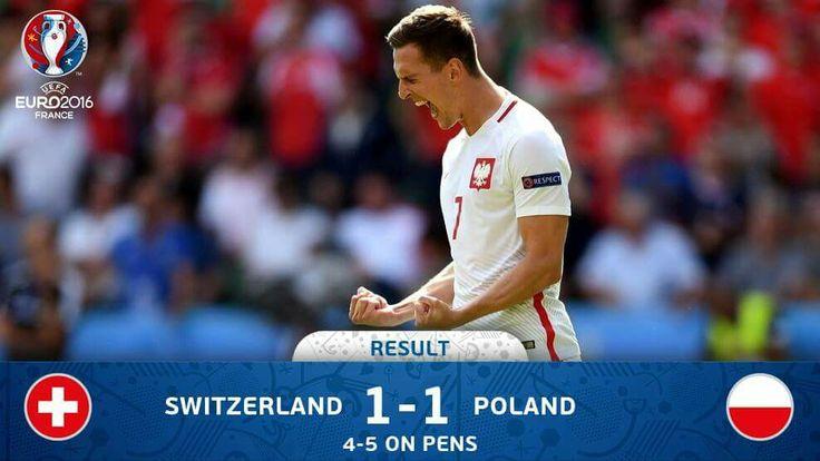 Switzerland  - Poland