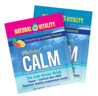Sign up for a free sample of Natural Vitality Calm Supplement!