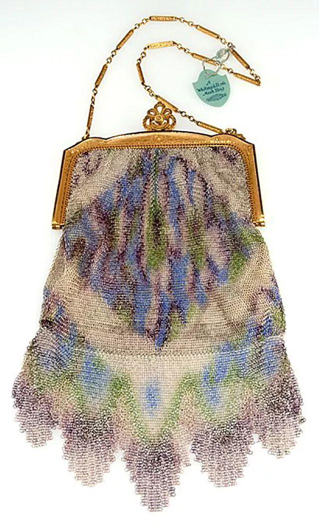 History of Whiting & Davis Mesh Handbags in 2020   Vintage