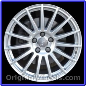 OEM 2007 Audi A4 Rims - Used Factory Wheels from OriginalWheels.com #AudiA4 #A4 #2007AudiA4 #07AudiA4 #2007 #2007Audi #2007A4 #AudiRims #A4Rims #OEM #Rims #Wheels #AudiWheels #AudiRims #A4Wheels #steelwheels #alloywheels