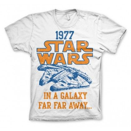 Star Wars 1977 T-Shirt - Roliga Prylar