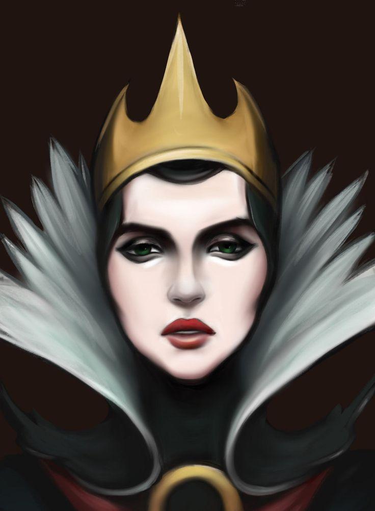 187 best images about disney snow white on pinterest - Evil queen disney ...