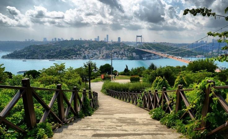 #istanbul #city #sightseeing #view #bosphorus #amazing #beautiful