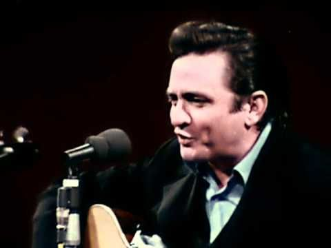 Music video by Johnny Cash performing A Boy Named Sue. (C) 1969 SONY BMG MUSIC ENTERTAINMENT