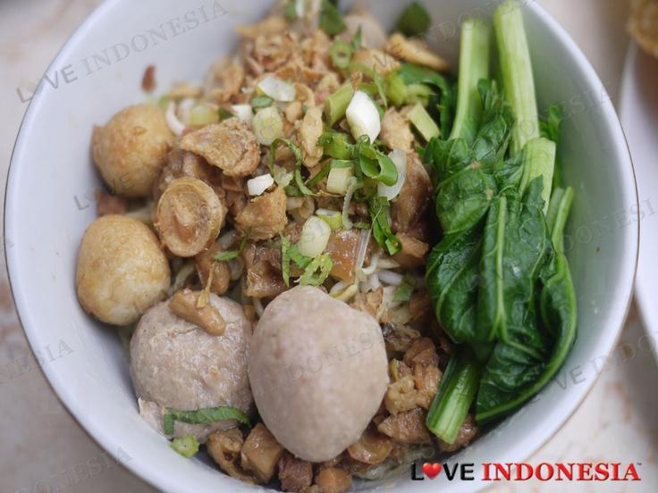 Bakmi Golek, Jakarta: Restaurant Review by Love Indonesia