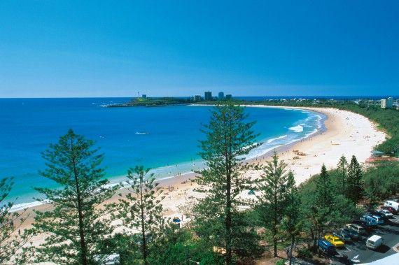 Mooloolaba on the Sunshine Coast of Queensland #Australia #travel