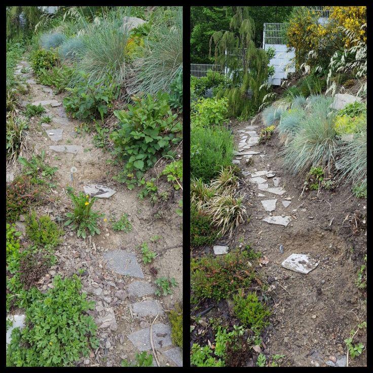 Spectacular Ihr Garten verdient auch einen Styling Cut Gut und gerecht schneiden formen und Umkraut und Laub entfernen Wege befreien und Luft und Frische schaffen