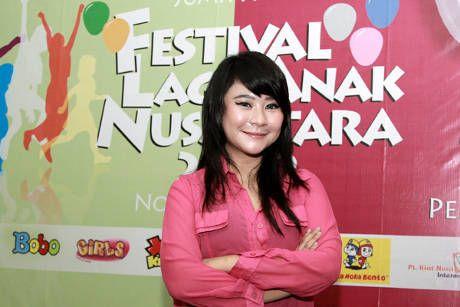 Chiquita Meidy Finalis Festival Lagu Anak Nusantara