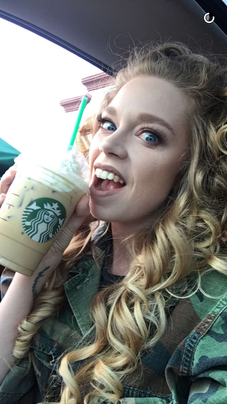 Bunny - this girl shares my love for Starbucks. Fave person to watch on YouTube. She's awesome.