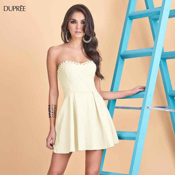 moda femenina colombiana Dupree #vestidos