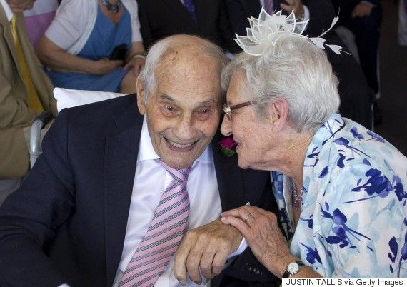 It's never too late to fall in love!