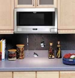 There is a great selection of under cabinet microwave ovens for sale here. These easily fit under your kitchen cabinets to save you valuable counter...