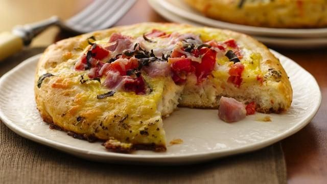 Ham and Eggs Frittata Biscuits: Eggs Omelette, Eggs Biscuits, Hams, Recipe, Eggs Fritatta, Frittata Biscuits, Breakfast Food, Fritatta Biscuits, Breakfast Brunch