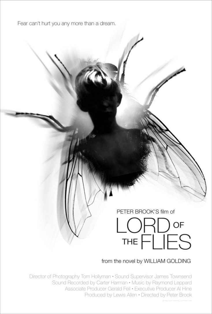 17 best images about lord of the flies gcse english lord of the flies 1963 movie poster rob3rtarmstrong com