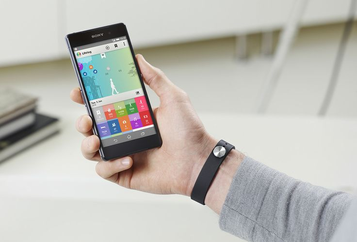 Sony SmartBand estará disponible en marzo