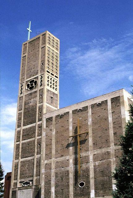 世界平和記念聖堂(カトリック幟町教会) 広島 by 村野藤吾