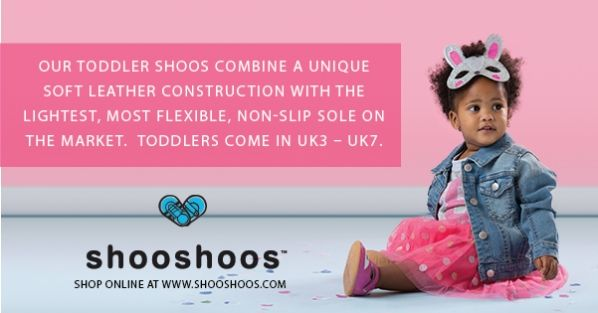 Autumn just landed! Order your toddler's ShooShoos now. #ad