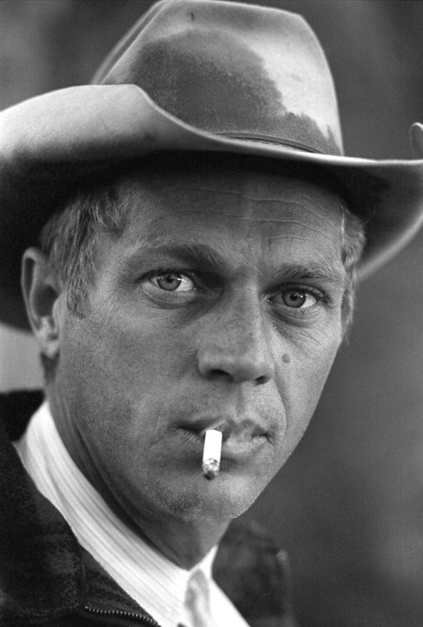 Les photos introuvables de Steve McQueen prises au printemps 1963 Those eyes...