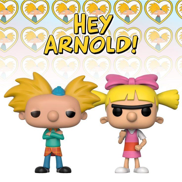 **PRE-ORDER** Hey Arnold! Nickelodeon BUNDLE