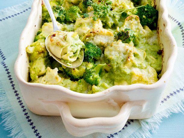 Tortelloni-Brokkoli-Auflauf Rezept | LECKER